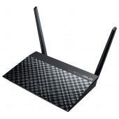 ASUS <RT-AC51U> Dual-Band Router (4UTP 100Mbps, WAN, 802.11a/b/g/n/ac, USB, 433Mbps, 2x5dBi)