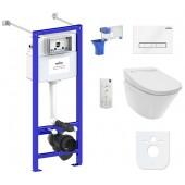 Комплект 6 в 1 Lavinia Boho Smart V-Clean Multi 3940006R (состоит из 3304003R, VB-4000, 38010020, 38040010, 3805003W)