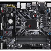 Материнская плата GigaByte B365M DS3H, LGA1151, mATX