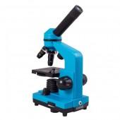 (RU) Микроскоп Levenhuk Rainbow 2L Azure\Лазурь