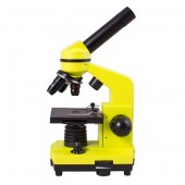 (RU) Микроскоп Levenhuk Rainbow 2L Lime\Лайм