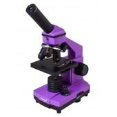 (RU) Микроскоп Levenhuk Rainbow 2L PLUS Amethyst\Аметист
