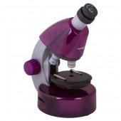 (RU) Микроскоп Levenhuk LabZZ M101 Amethyst\Аметист