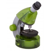 (RU) Микроскоп Levenhuk LabZZ M101 Lime\Лайм