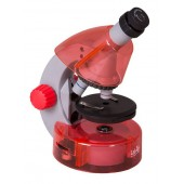 (RU) Микроскоп Levenhuk LabZZ M101 Orange\Апельсин