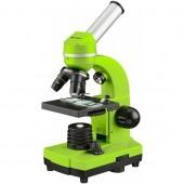 Микроскоп Bresser Junior Biolux SEL 40-1600x, зеленый