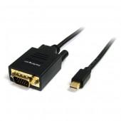 Кабель-адаптер цифровой Displayport-VGA (для подключения видеокарты с цифровыми портами к аналоговому монитору)