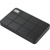 "HDD case 2.5"" Agestar 3UB2P1 (SATA, USB 3.0) Black"