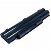 Аккумулятор (акб, батарея) FMVNBP213 для ноутбука Fujitsu-Siemens LifeBook A532 10.8 В, 4400 мАч (оригинал)