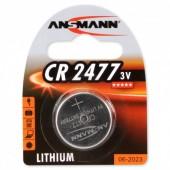 Батарейка (элемент питания) Ansmann CR2477 BL1,, 1 штука