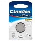 Батарейка (элемент питания) Camelion CR2450-BP1 CR2450 BL1, 1 штука