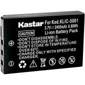Аккумулятор KLIC-5001 для Kodak EasyShare DX6490/DX7440