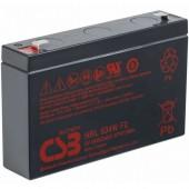 Аккумуляторная батарея CSB HRL 634W 6V/9Ah