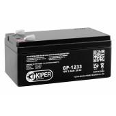 Аккумуляторная батарея Kiper GP-1233 12/3.3Ah
