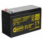Аккумуляторная батарея Kiper HR-1234W F2 12V, 9Ah