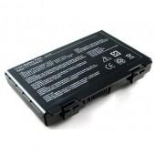 Аккумулятор (акб, батарея) A32-F82 для ноутбукa Asus K50 11.1 В, 4400 мАч (оригинал)