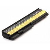 Аккумулятор (акб, батарея) 42T4536 для ноутбука Lenovo ThinkPad X200 10.8 В, 5200 мАч (оригинал)
