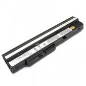 Аккумулятор (акб, батарея) BTY-S11 для ноутбукa MSI U100 11.1 В, 4400 мАч (оригинал)