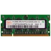 Оперативная память Hynix SODIMM DDR2 512Mb 533MHz (HYMP564S64BP6-C4)