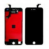 LCD дисплей для Apple iPhone 6 Plus с тачскрином (яркая подсветка) черный Оригинал-переклей