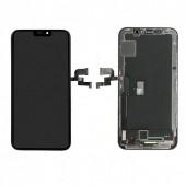 LCD дисплей для Apple iPhone XS с тачскрином, (Оригинал, снятый) черный