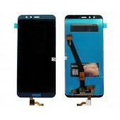 LCD дисплей для Huawei Honor 9 Lite (LLD-L31) с тачскрином (синий) Оригинал-переклей