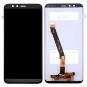 LCD дисплей для Huawei Honor 9 Lite (LLD-L31) с тачскрином (черный) Оригинал-переклей