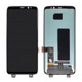 LCD дисплей для Samsung Galaxy S8 G950 Черный в сборе (Оригинал, снятый) Gold