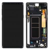 LCD дисплей для Samsung Note 9 N960, N960F Черный в сборе (Оригинал)