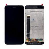 LCD дисплей для Xiaomi Mi A3, MiA3 в сборе с тачскрином, (черный) Оригинал