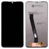 LCD дисплей для Xiaomi Redmi 7A с тачскрином (черный) Оригинал-переклей