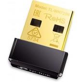 Беспроводной адаптер USB 150Mb/s TP-Link TL-WN725N (802.11b/g/n), RTL