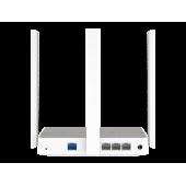 Интернет-центр Keenetic City KN-1511/1510 (802.11ac, 2.4 ГГц/5 ГГц, до 733 Mbps, 802.1X, 3x100Mbit LAN, 1xWAN)