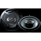Колонки автомобильные Pioneer TS-A2503I 420Вт 92дБ 4Ом 25см (10дюйм) (ком.:2кол.)
