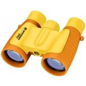 Бинокль детский Bresser Junior 3x30, желтый