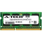 Модуль памяти для Kingston SODIMM DDR3 4GB 1600 1.5V 204PIN