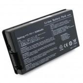 Аккумулятор (акб, батарея) A32-F80 для ноутбука Asus F80 11.1 В, 5200 мАч (оригинал)