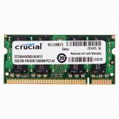 Оперативная память SO-DDR2 RAM 1GB PC-6400 Kinston [KTL-TP667/1G]
