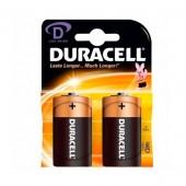 Батарейка (элемент питания) Duracell LR20 BL2, 1 штука