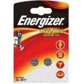 Батарейка (элемент питания) Energizer Alkaline LR44, A76 BL2, 1 штука