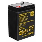 Аккумуляторная батарея Kiper GP-645 6V/4.5Ah