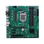 ASUS Pro B460M-C/CSM, mATX, Intel LGA1200, Intel B460, 4xDDR4, 1xPCIe x16, 2xPCIe x1, 1xPCI, 2xM.2