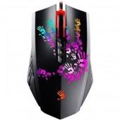Игровая мышь A4Tech Bloody A60 Blazing, BLACK, USB