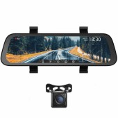 Автомобильный видеорегистратор Xiaomi 70mai Dash Cam Midrive D07 + камера заднего вида RC05