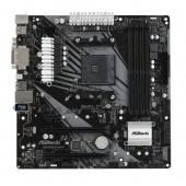 Asrock AB350M Pro4-F (mATX, B350, 4xDDR4, 2xM.2, VGA, DVI, HDMI)