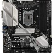 ASRock B365M Pro4 (B365) (mATX, B365, 4xDDR4-2666, M.2, VGA, DVI, HDMI, COM)