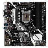 ASRock B365M PRO4-F (mATX, B365, 4xDDR4-2666, M.2, VGA, DVI, HDMI, COM)