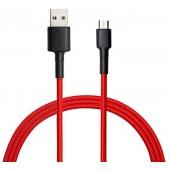 Xiaomi Mi Type-C Braided Cable SJV4110GL (SJX10ZM) Red