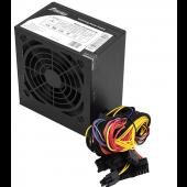 Блок питания Powerman <PM-500ATX-F Black> 500W ATX (24+2x4+2x6пин) <6136308>
