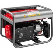ЗУБР Мастер <ЗЭСБ-3500> Генератор бензиновый (3.5 кВт, 220 В ~50 Гц, 12 В, 224 см3, 15 л)